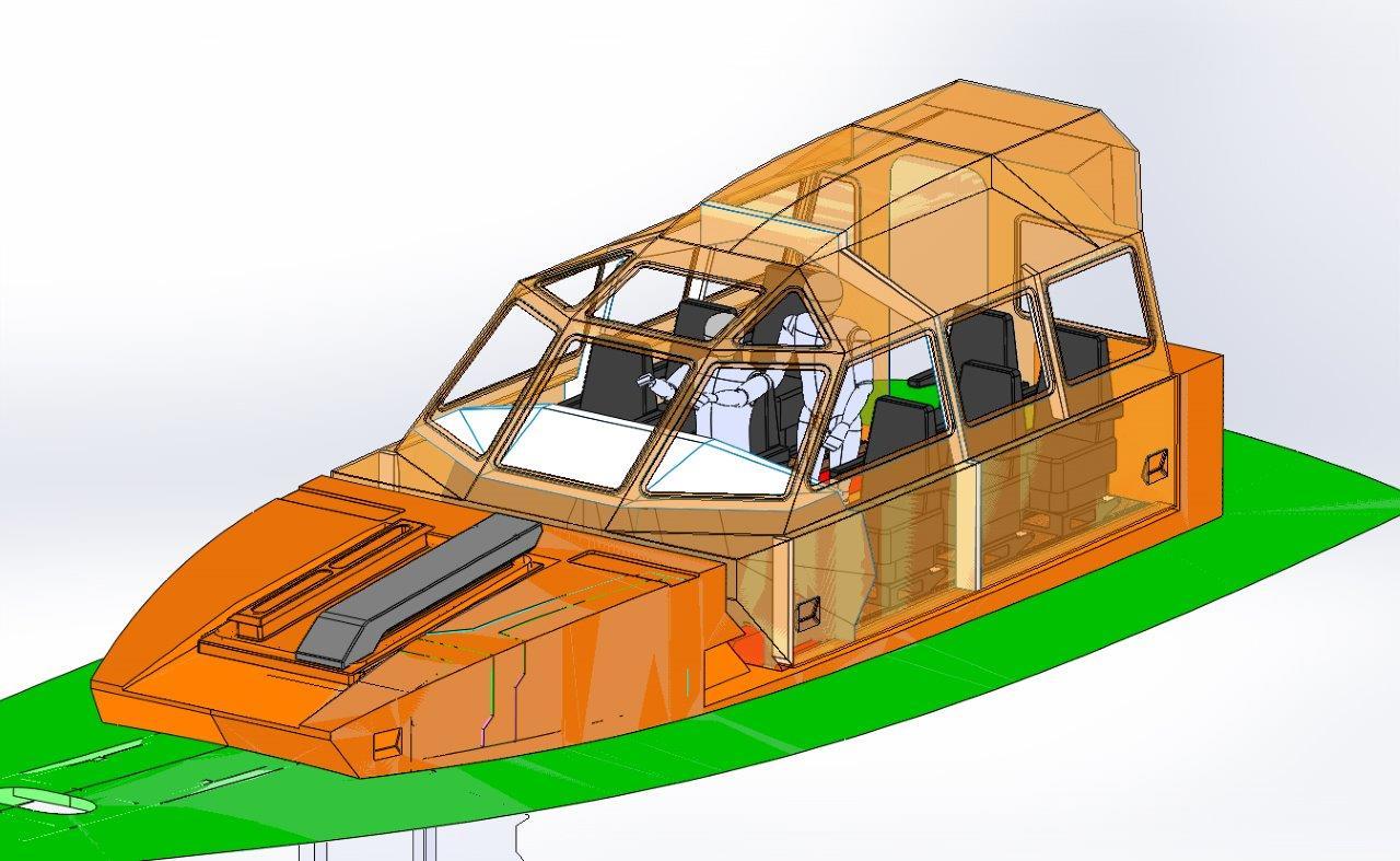 Design & Manufacturing - Goodchild Marine
