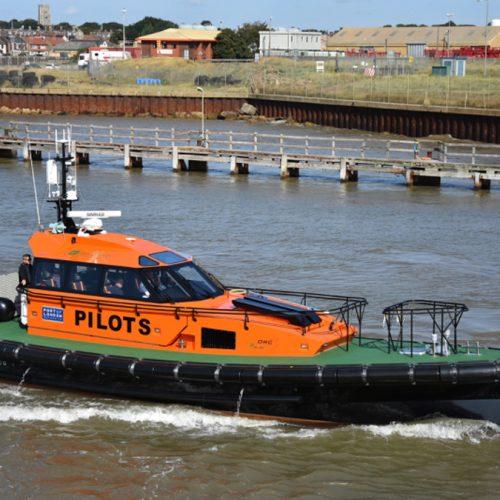 ORC 136 Fast Patrol Craft (Hybrid): Leader