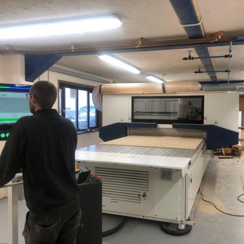 Goodchild CNC Cutter