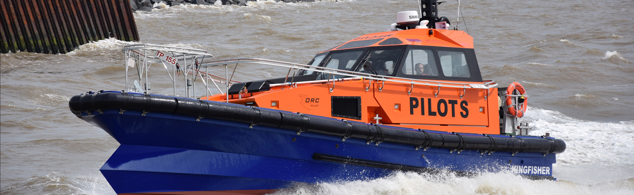 The new ORC 121 pilot boat for Plymouth will be delivered early summer. The design will replicate Kingfisher, the boat build by Goodchild Marine for The Port of Lowestoft.